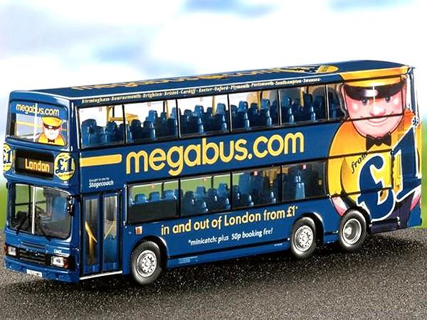 I Love Megabus     - Silversurfers