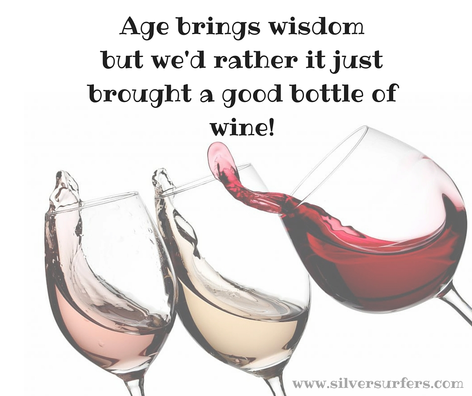 WISDOM & WINE