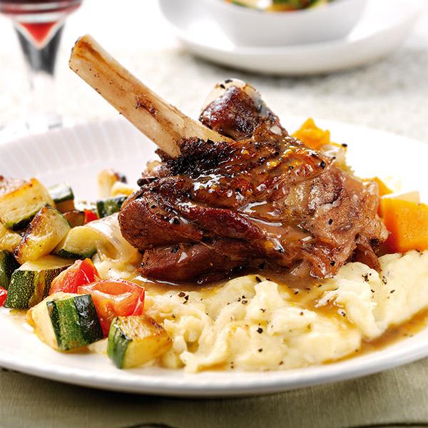 Bbc Good Food Lamb Shanks