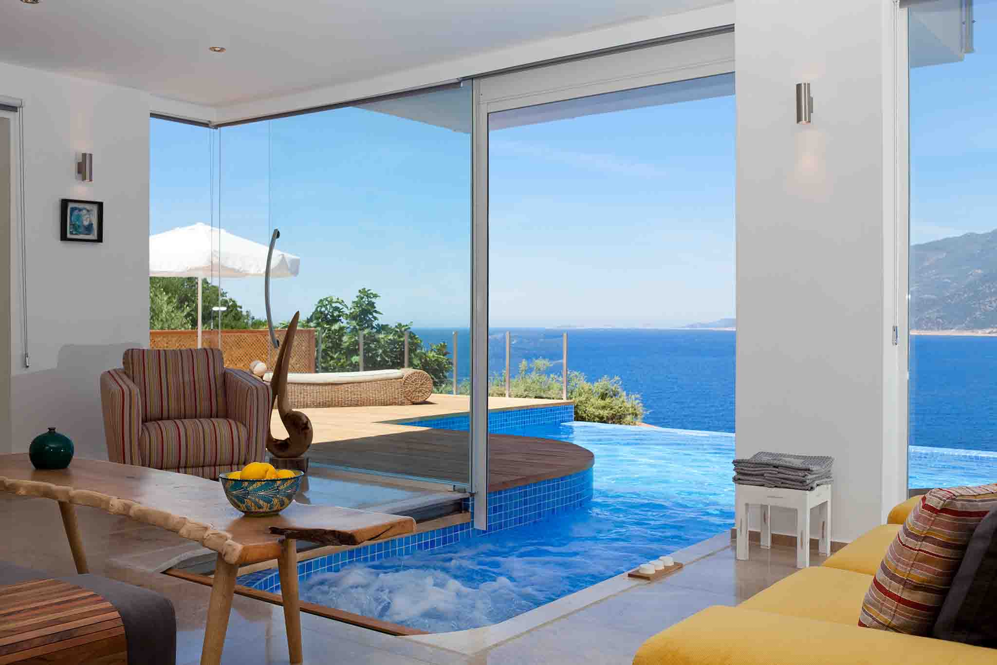 exclusive escapes unveils new pool suites on the turkish mediterranean