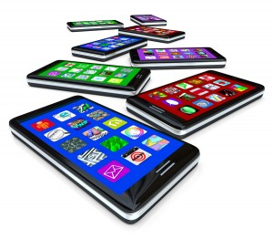 bigstock-Many-Smart-Phones-With-Apps-On-9493670