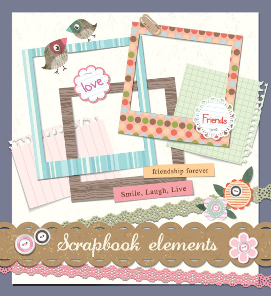 bigstock-scrapbook-elements-25669502