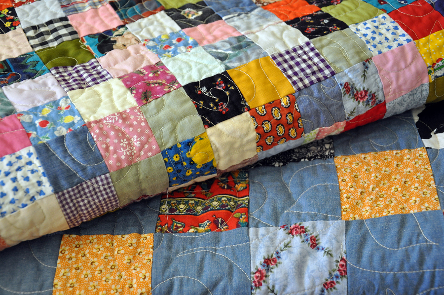 bigstock-Close-Up-Of-Handmade-Quilt-Sta-3887875