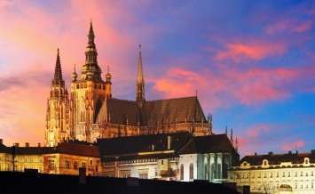 bigstock-Prague-Castle-At-Sunset--Czec-43573132