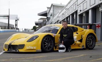 GT3 Chevron Car