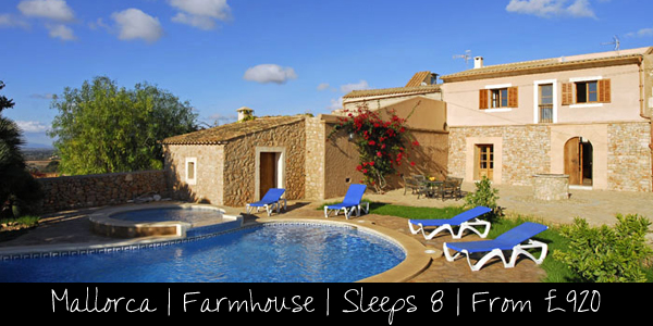 Mallorca, farmhouse