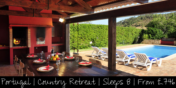 Portugal, country retreat