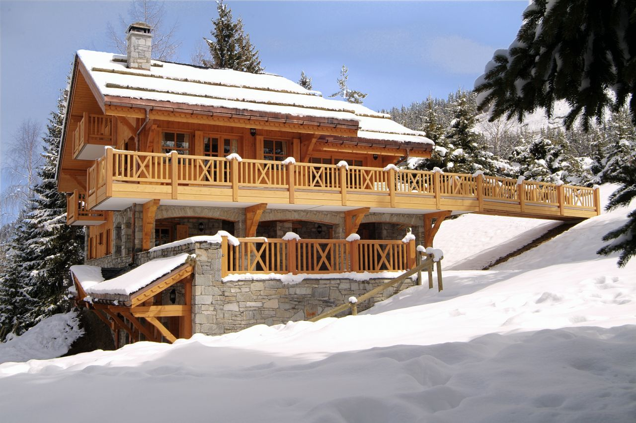 luxury chalets from alp leisure freedom to choose silversurfers