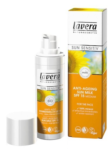 Lavera Sun Anti Ageing Sun Cream