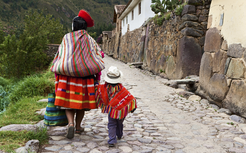 The Sacred Valley, Cuzco