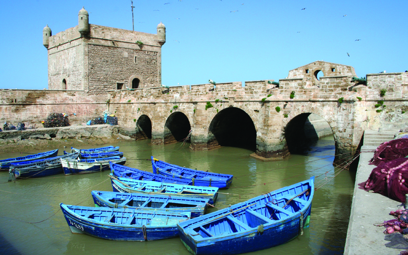Old Harbour, Essaouira