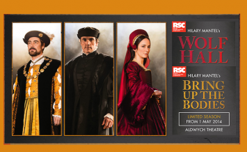 Wolf Hall and Bring on the Bodies