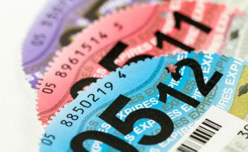 British Car Tax Disc