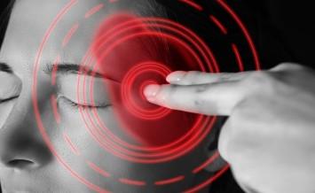 Headache, Monochrome Image