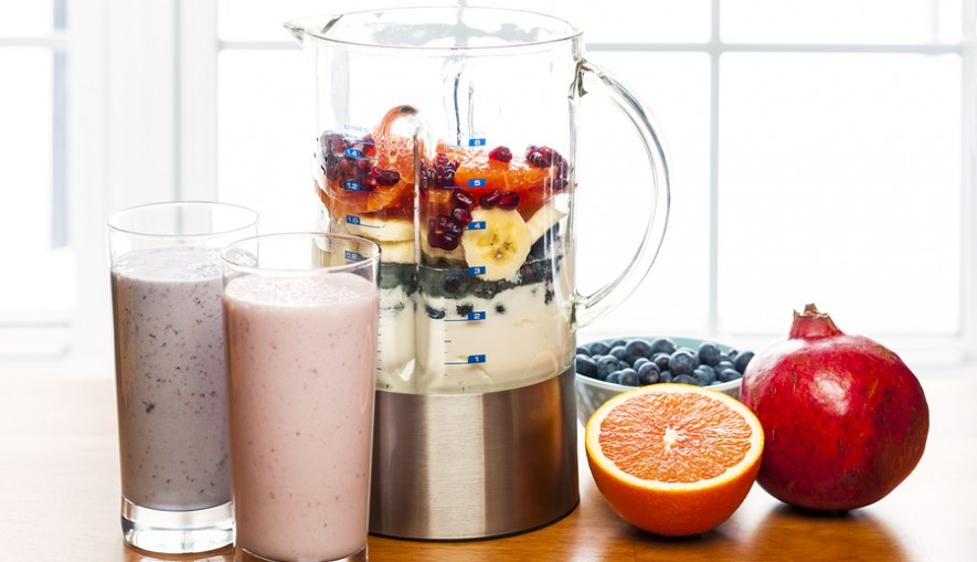 filling smoothie recipes