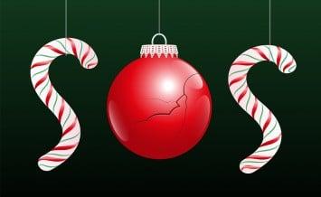 Christmas Ball Crisis SOS