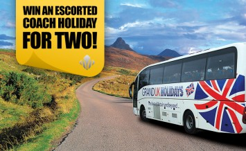 COACH TOURS UK