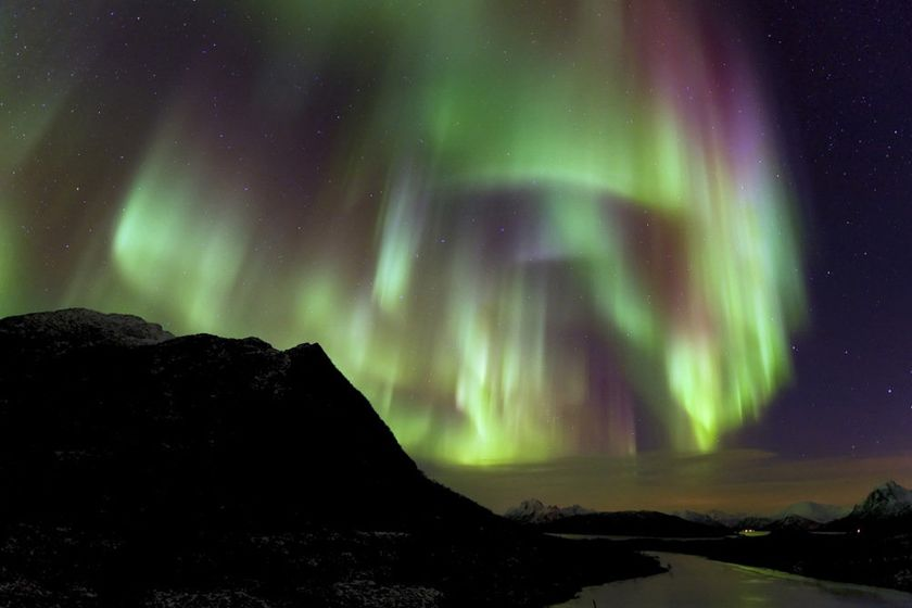 Northern lights Tromoso