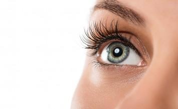 Natural Female Eye