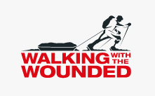 WALKING WITH WOUNDED