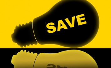 Save Energy Shows Power Powered And Savings