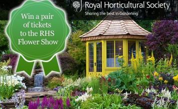 RHS FLOWER SHOW TICKETS