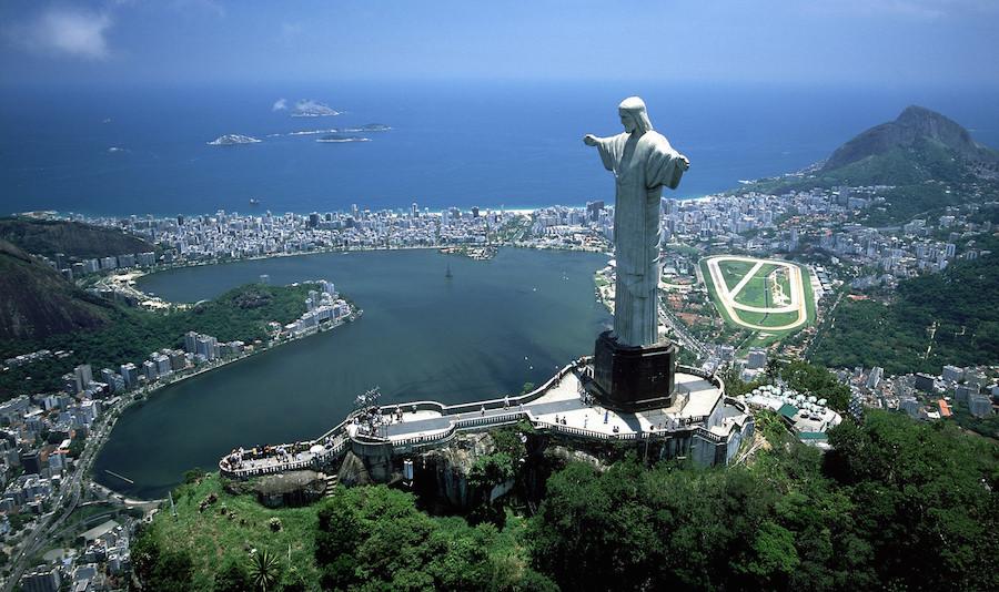 Cristo Redentor, Rio de Janerio