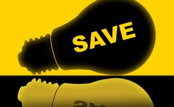 Save Energy Shows Power Powered And Savings