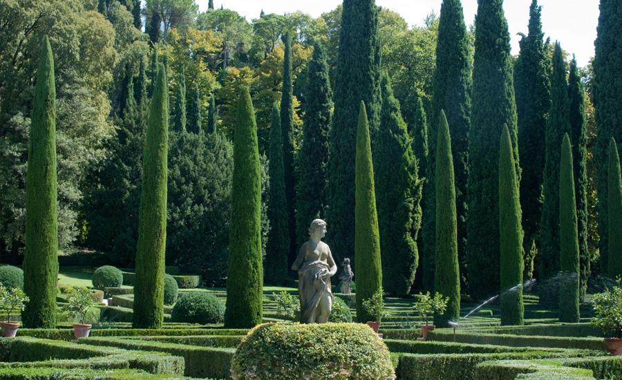Verona-Giusti-Gardens