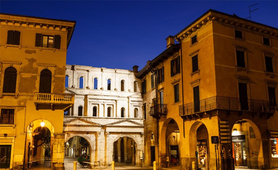 Verona-Porta-Borsari