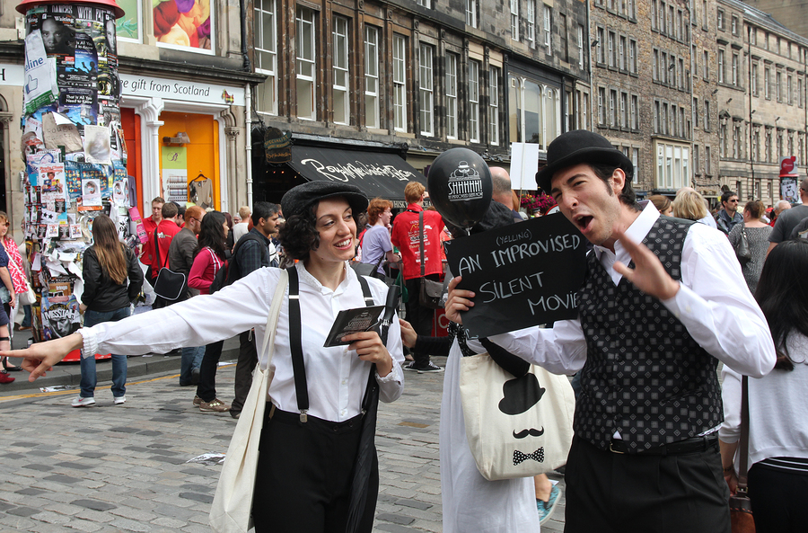 Edinburgh Fringe Performers