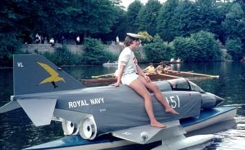 Miss Fly Navy