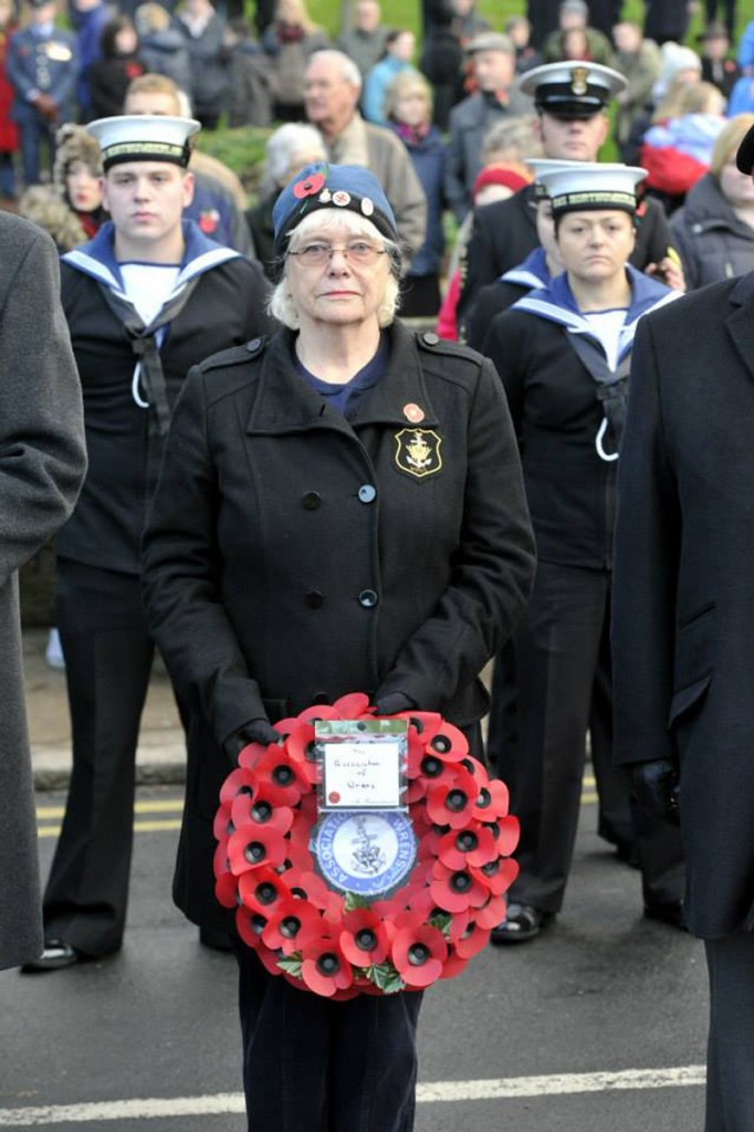 Rememberance by Jane Coltman, North East Press