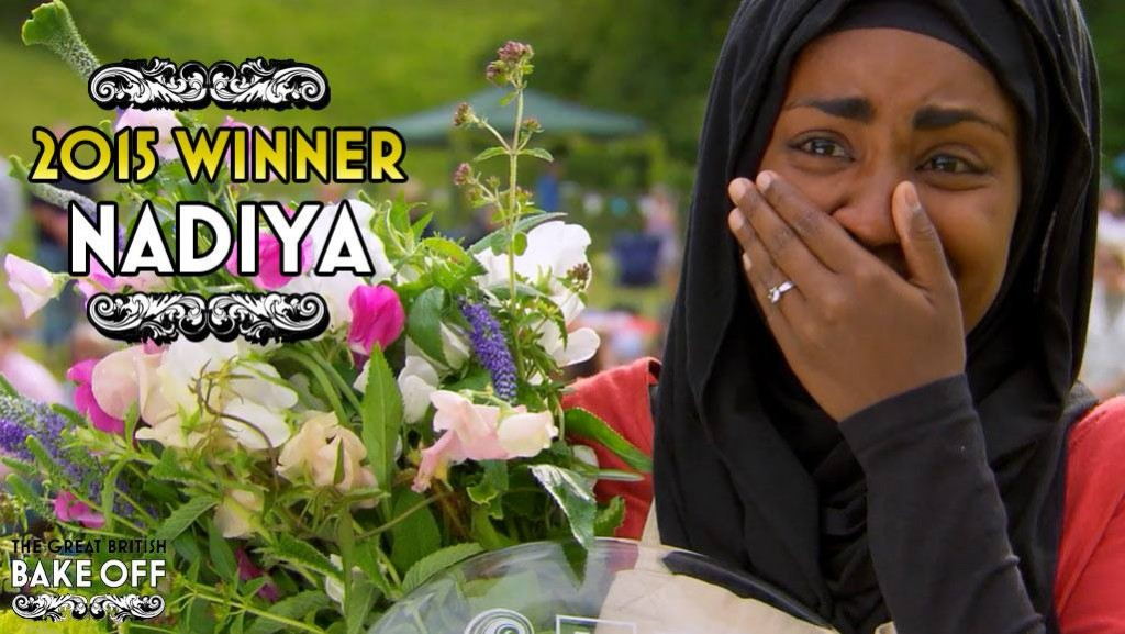 Congratulations to Nadiya - Silversurfers favourite to win!