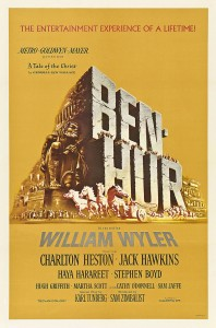 4 April - Ben Hur wins the award for best picture at the 33rd annual Academy Awards.