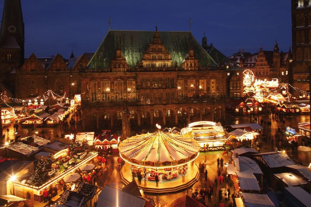 Bremen Christmas Market at townhall - Thorsten Krueger ©