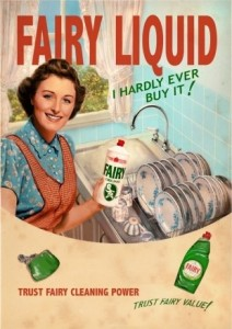 Fairy washing up liquid is introduced as a new product by Proctor & Gamble and would go on to become one of Britain's most iconic brands.