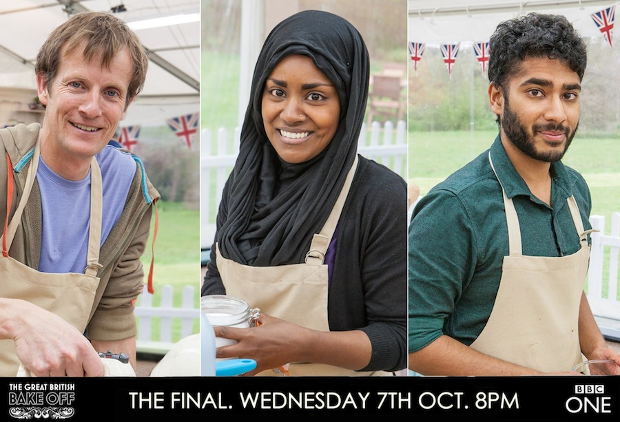 Who will win The Great British Bake Off Final? - Silversurfers