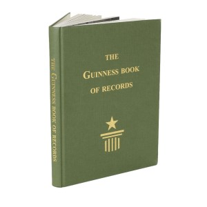 27 August – Guinness Book of Records is published for the first time. The project is the brainchild of Guinness Brewery chairman Sir Hugh Beaver, who came up with the idea for a records book in 1951. The book is an immediate best-seller and one of the most popular Christmas gifts that year.