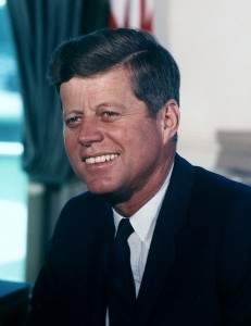 18 November – JFK voted in as President of the United States following the first televised debate.