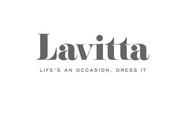 Lavitta Logo with Strapline cropped