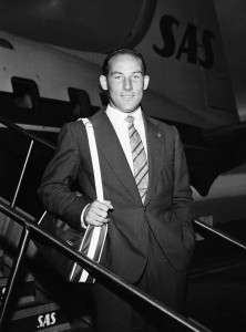 17 July – Stirling Moss becomes the first English winner of the British Grand Prix at Aintree Motor Racing Circuit.