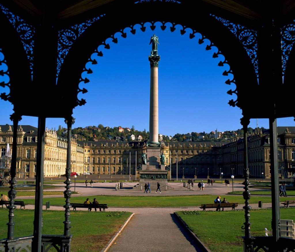 Stuttgart New Palace - © H.P Merten