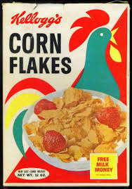 The price of things: In 1965 a gallon of petrol cost 5 shillings, while Kellogg's Cornflakes were priced at 1s 5d.