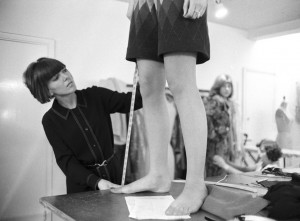 "Mary Quant introduces the miniskirt from her shop Bazaar on the Kings Road in Chelsea, London, a trend that takes the country by storm and comes to define 60s fashion. Speaking of her innovation, she said: ""It was the girls on the King's Road who invented the mini. I was making easy, youthful, simple clothes, in which you could move, in which you could run and jump and we would make them the length the customer wanted. I wore them very short and the customers would say, 'Shorter, shorter."""