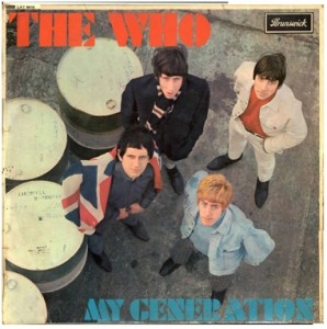 The Who release their iconic album My Generation.