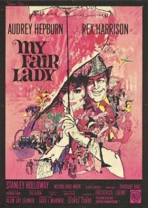 My Fair Lady wins Best Picture at the 37th Academy Awards, while Julie Andrews scoops the Academy Award for Best Actress for her performance in Mary Poppins.