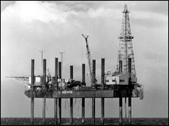 21 September –BP's oil platform, Sea Gem, strikes natural gas in the North Sea.