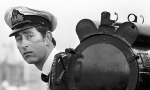 19 February – The Prince of Wales joins the Royal Navy.