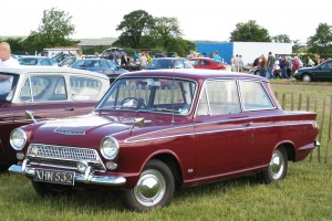 A brand new Ford Cortina car cost £675. The average house price in Great Britain in 1963 is £3,160.